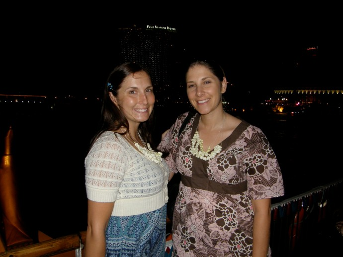 Dinner cruise along the Nile River