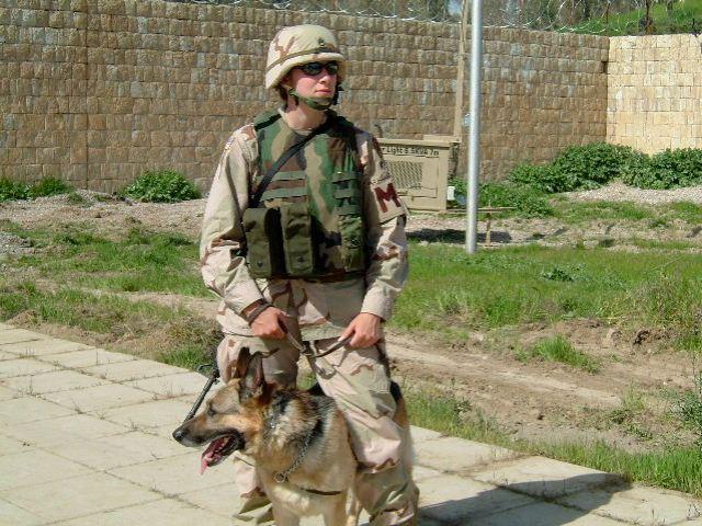 Camp Freedom, Iraq 2004