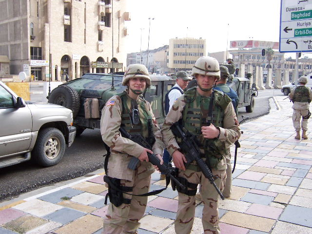 Mosul, Iraq 2004